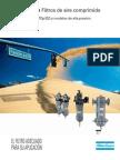 Filtros Dp, Pd, DDp, Qd y Alta Presión (Español)