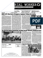 Industrial Worker - Issue #1769, October 2014