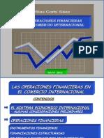 Operaciones Financieras en El Comercio Internacional