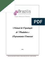 Manual de Capacitação Brazilis Cosméticos PDF