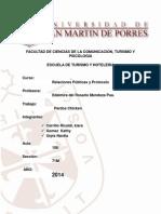 Pardos Chicken 2014 Por Fin