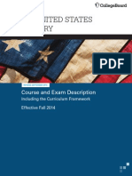 AP Us History Course and Exam Description[1]