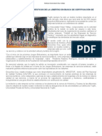Noticias Universidad César Vallejo