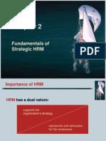 Fundamental of SHRM