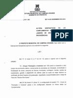 Lei Complementar 053 Fiscal de Tributos