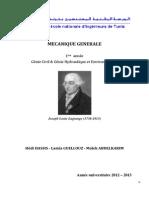 Poly Mécanique Générale2012
