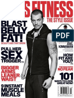 Men's Fitness USA - March 2014