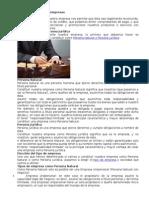Constitución Legal de Empresas Costructora