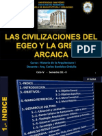 Ciudades Estado en El Egeo y Grecia Arcaica (2)
