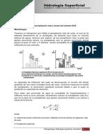 Hidrogeología Actividad II 2014