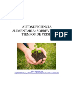 Autosuficiencia Alimentaria Gestion Ambiental