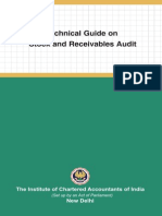 Technical Guide on Stock and Receivables Audit - IASB