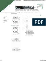 Plummer block housings - SNV180-F-L + 1220K + H220 + DH520