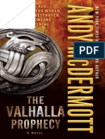 The Valhalla Prophecy by Andy McDermott, excerpt