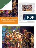Adiós a los aparatos (Cielos Argentinos. Julio 2014)