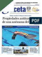 Gaceta UNAM 13032014