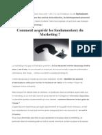 Conseil s Marketing
