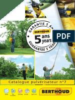 Catalogue Berthoud FR