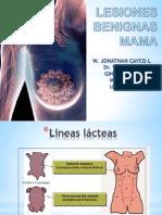 Lesiones Benignas Mama