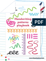 Handwriting Patterns Playbook