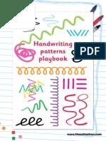Handwriting Patterns Playbook