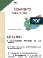 Aula Licenciamento Ambiental