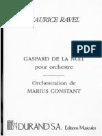 Ravel-Gaspard de La Nuit