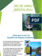 Evaluación de Impacto Ambiental(Eia)