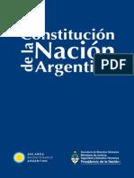 82973188 Constitucion de La Nacion Argentina Por Sdh