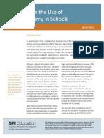 SRI 2014-03-07 Implementation Briefing