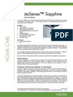 CrystaSense Sapphire Datasheet
