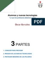 Alumnos y nuevas tecnologías