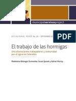 OccasionalPaper28 Belanger-Spronk-Murray Colombia SP Sept2014 Web