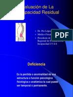 Evaluaciòn+de+La+Discapacidad+Residual.ppt