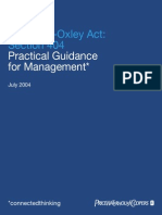 PWC SOX Section 404 Practical Guidance For Management.pdf