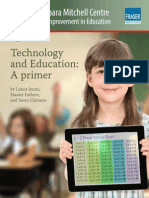 Technology and Education Primer