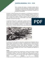 A PRIMEIRA GUERRA MUNDIAL 1914.docx