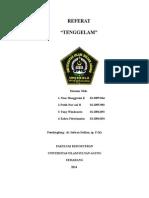 Referat Tenggelam New