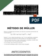 Método de Müller.pptx