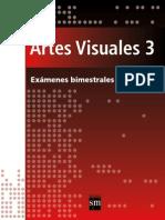 ARTES VISULADES-3-EXAM BIMESTRALES.pdf