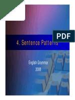 04S Patterns