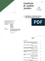 Cuaderno de analisis juridico_La Reforma Constitucional de 1989_Estudio Critico.pdf