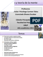 2011 Autismos y teoría de la mente.pptx