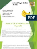 Manejo de Postcosecha del Plátano.l..pptx