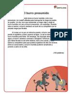 El burro presumido.pdf