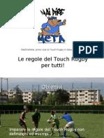 Presentazione Touch