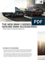 BMW 3Series Accessories