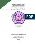 Management of Papulopustular Rosacea