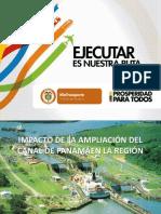 Impacto Ampliación Canal Panamá en la Región - INVIAS (2013).pdf