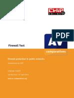 Firewall Test March 2014